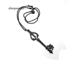 MF0523 Hot Game Kingdom Hearts Necklace Alloy  jewelry accessories Figure Cosplay Gift jewelry accessories