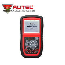 OBD 2 Scanner AutoLink AL539 NEXT GENERATION OBDII+Electrical Test Electronic Circuit Test Automotive Tool(China)