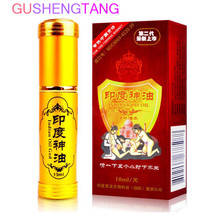 GuShengTang (2pcs) Genuine indian god lotion 60 minutes long time sex delay spray for men penis herbal extracts