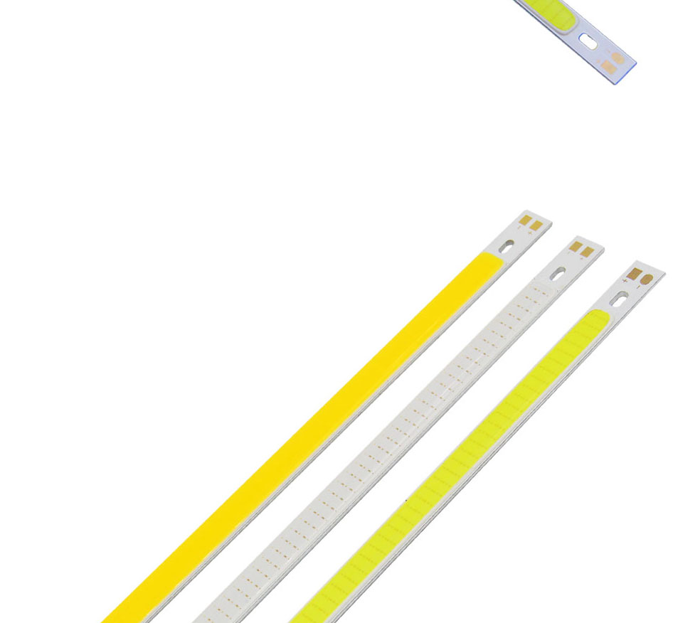 20cm 10W 12V cob led strip bar lights 1000LM car lamp bulb (2)