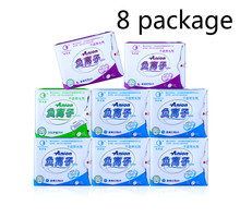 The monthly love negative ion sanitary napkin 5 packs daily 2 packs the night with 1 pack of pads to pack the pure cotton and th