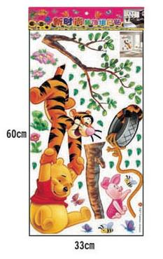 HTB1dkjocRbM8KJjSZFFq6yynpXa4 - Baby Bear Cartoon DIY Wall Stickers For Kids Children Room Decaor 3d Window Bear Winnie Pooh Nursery Wall Decals