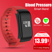 Buy Blood Pressure Monitor Smart Band F1 Smart Watch Fitness Tracker Activity Wristband Heart Rate Monitor Pedometer Smart Bracelet for $14.69 in AliExpress store