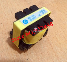 Welder transformer EE25 200:6 those welding transformer, high frequency switch power supply transformer hi-pot ok cqc(China)