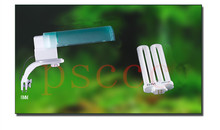 ODYSSEA Clip on PL lighting 36W Aquarium Light Fixture Freshwater Plant 6500K Refugium Sump