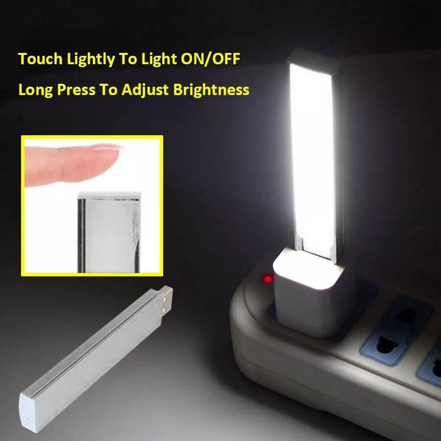 6W LED Streifen Bar Eye Care USB LED Schreibtisch Tischlampe Licht für Studie 0U
