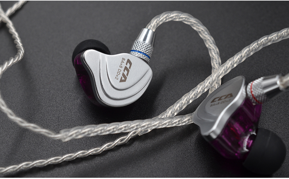 CCA_Silver_Plated_Upgrade_Cable_3.5 mm_Audio_Cable_4_Core_0.75mm_2_PIN_Earphone_Cable_DIY_for_CCA_C10_C04_C16 (11)