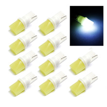 10Pcs T10 LED 3D light good quality lights car styling external bulbs auto brake led stop lamps festoon turn signals