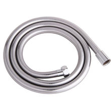 SUS 1.5 Meters Length Luxury Plastic Grey Silver Flex Smooth PVC Shower Hose 2017 Wholesale New Arrival Shower Tube Replacement(China)