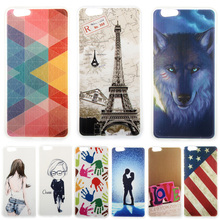 Fashion Personality Painted patterns Soft TPU Back cover for Oppo A59 F1S Cell Phone Protective Case