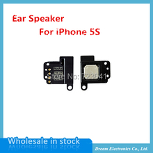 10pcs/lot New Ear Speaker Earpiece Sound Listening Replacement Part for iPhone 5S free shipping