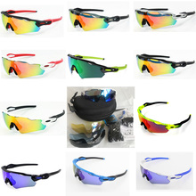 Buy 5 lens sport glasses cycling sunglasses cycling eyewear Polarized road bike glasses gafas mtb UV400 bicycle goggles men/women for $18.55 in AliExpress store