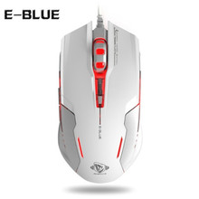 E-BLUE M636  Electric competition version mouse E-3LUE M636 Optical Gaming Mouse with LED Breathing Light