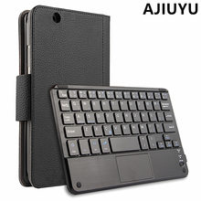 Case Keyboard M3 For HUAWEI MediaPad M3 Wireless Bluetooth Keyboard m3 8.4 inch Case Cover Tablet BTV-DL09 BTV-W09 mouse leather(China)