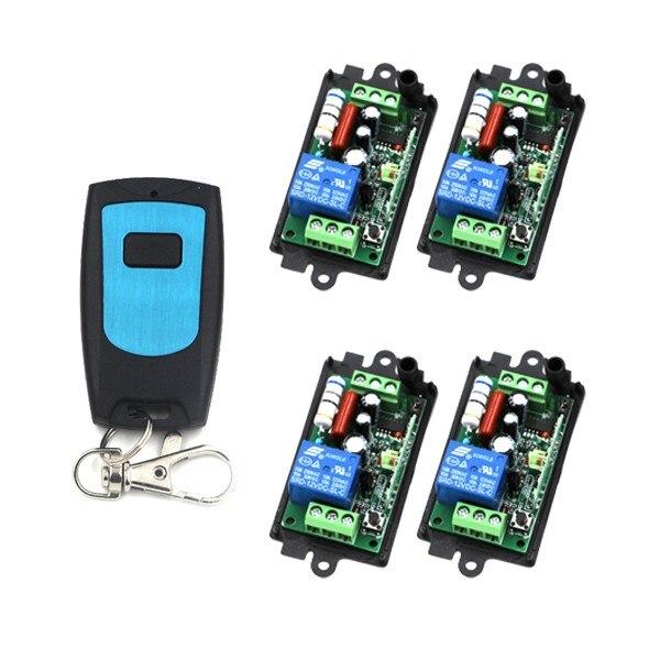 RF Wireless Remote Control Switch AC 110V 220V 1CH 10A Remote ON/OFF Smart Remote Plug Transmitter With Receiver SKU: 5211<br><br>Aliexpress