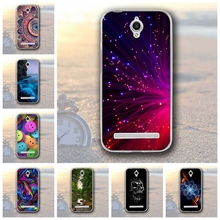 Silicone Cover for Asus Zenfone Go ZC451TG 4.5inch Cell Phone Cases Soft TPU Protective Back Cover For ASUS Zenfone GO ZC451TG