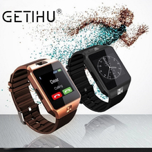 Smart Watch DZ09 U8 wearable devices Wrist Bluetooth Electronics SIM Card Sport Smartwatch camera For iPhone Android Phone Wach
