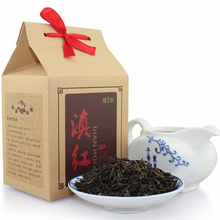 100g Authentic Yunnan black tea Fengqing Dianhong black tea new natural ecological black tea pure material for loose weight