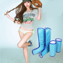 Health Beauty Care Compression Leg slimming massager belt thigh legs foot fat burning boots electronic pulse air massage wraps