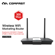 Wireless business use marketing router long range Wireless access point wifi router 300mbps 2.4G router COMFAST CF-WR610N(China)