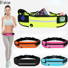 Waist Belt Pouch Phone Case Cover sport Running Jogging Field walk Bag For Nomi i507 Spark i508 Energy i552 Gear i400 Beat