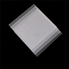 1 x Acrylic sheets 2-5mm thickness Clear Acrylic Perspex Sheet Cut Plastic Transparent Board Perspex Panel(China)