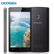 Doogee X5 MAX Pro Mobile Phone 5 Inch HD MTK6737 Quad Core Andriod 6.0 2GB ROM 16GB RAM 8MP CAM Fingerprint ID 4G Cellphone