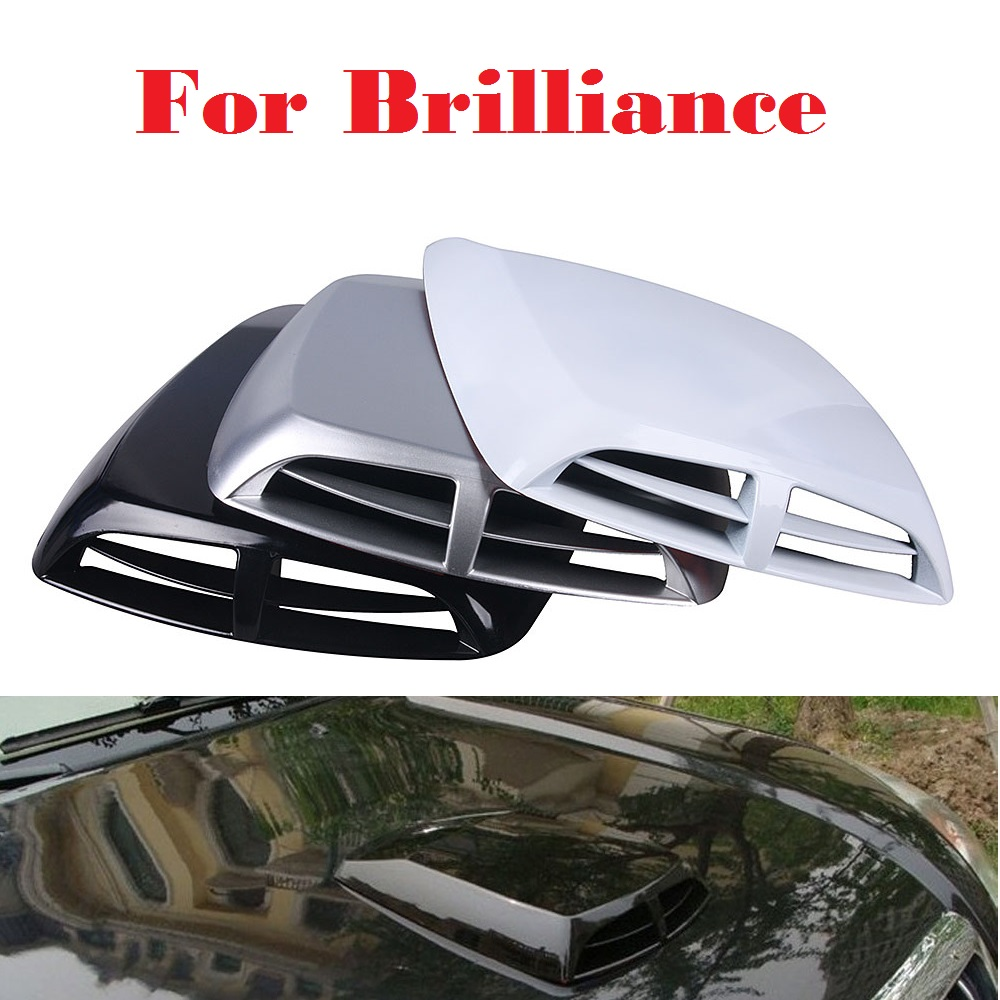 2017 Car Engine Air Inlet Vent Cover Hood,Car Styling Sticker Brilliance FRV, BS2 H230 H530 M1, BS6 M2, BS4 M3, BC3 V5
