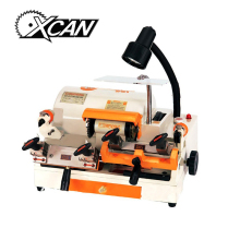 XCAN 100G3 cutting uniform highly precision key cutting machine can be equipped with longer keys pick lock tools 110V~220v