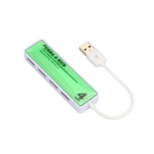 Malloom 4 in 1 USB 2.0 High Speed 60MB/s USB Splitter 4 ports Converter Adapter for Tablet for PC Laptop Notebook Advanced(China)