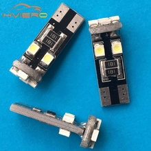 Car Led White Canbus T10 8Led 8 Smd 3528 1210 No Obc Error 194 168 W5w 8smd Interior Instrument Light Bulb Lamp Wholesale