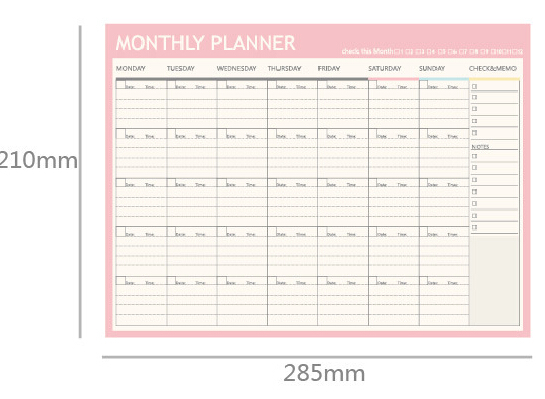 Daily Monthly Planner – imvcorp