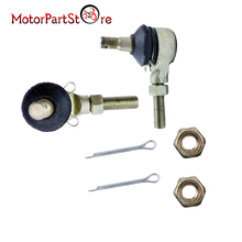 Tie Rod End Kit for YAMAHA Blaster200 Blaster YFS 200 YFS200 1997 98 99 00 01 02 03 04 05 2006 ATV Quad Dirt Bike Motorcycle