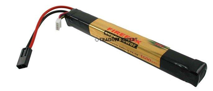 HK register free shipping~100% Orginal Firefox 11.1V 1600mAh LiPo Li-Polymer Stick Battery 20C<br>
