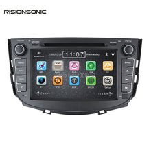 2Din 8Inch Car DVD Player For Lifan X60 Car Stereo With GPS Navigation Bluetooth Radio Russian language Free 8GB card
