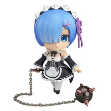 Re:Life in a Different World from Zero Rem Maid Nendoroid 663 Cute Action Figure no box (Chinese Version)