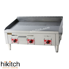 BIG machine with LPG gas griddle grill accept wholesale, good price USD350