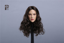 "1/6 Monica Bellucci Head Sculpt For 12"" Hot Toys Phicen Female Figure   Toy"