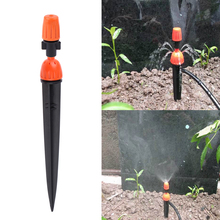 10X Irrigation Mist And Drip Sprinkler Drippers Automatic Plant Garden Watering Kit Gardening Drip Watering Irrigation System