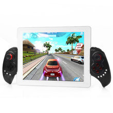 iPega PG - 9023 Telescopic Wireless Bluetooth Gamepad Game Controller Joystick With Stand For Android iOS Smartphone PC Tablet(China)