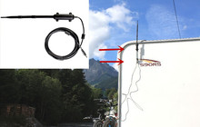 Wall Mounting Kit Outdoor Wireless USB Adapter 1.5km Long Range Wlan USB adapter High power outdoor Wifi Rocket 9dBi Antenna(China)