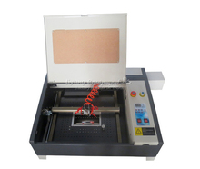 Latest co2 laser cutter Super LY 4040 50W
