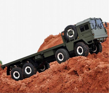 CROSS 8 8x8 Military Off Road 1/12 Scale Tractor Truck Rock Crawler KIT