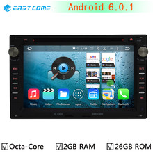 Car dvd Android 6.0 Octa Core 2GB RAM 26GB ROM for VW Volkswagen Jetta Polo Sharan Passat b5 Golf GPS Navigation Radio Stereo