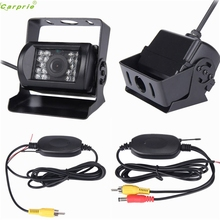 Cls Wireless Universal IR Night vision Waterproof Car Rear View Camera For Bus Aug 10 5up(China)