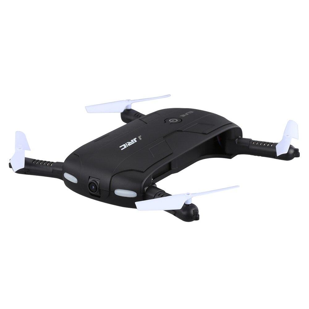 JJRC H37 ELFIE Foldable Pocket Selfie Drone WiFi FPV Phone Control Quadcopter Altitude Hold G-Sensor Mode 720P HD Selfie Drone 05