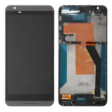 High quality LCD Display + Touch Screen Digitizer Assembly + Frame For HTC desire 820 free shipping