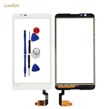 Buy Touchscreen Sensor Sony Xperia E4 E2105 E2104 E2115 E2124 Touch Screen Digitizer Panel Front Glass Replacement Repair Part for $4.68 in AliExpress store
