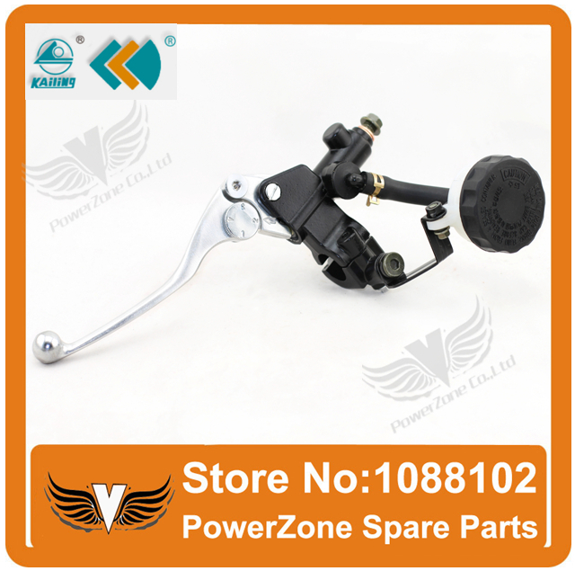 Universal 7/8 22mm Motorcycle  Left  Hydraulic Brake or Clutch Master Cylinder  Lever  With Oil Pump Free shipping<br><br>Aliexpress