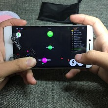 Mobile Games Joystick Games Artifact Tablet Phone for Android Hand Travel Button Sucker for King Glory